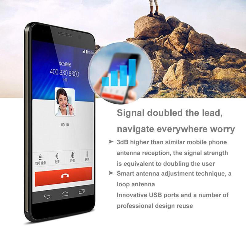 4G Original Huawei Honor 6 5 0 inch RAM 3GB ROM 32GB 16GB Kirin920 Octa Core