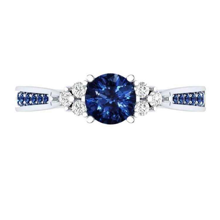 Vintage Splitter Smaragd Peridot rechteckigen Zirkon Ring Frauen Männer Hochzeit