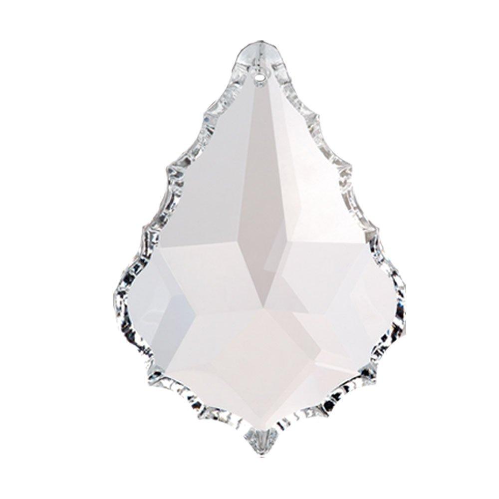 Maple Leaf Description 10pcs 50mm Maple Leaf Crystal