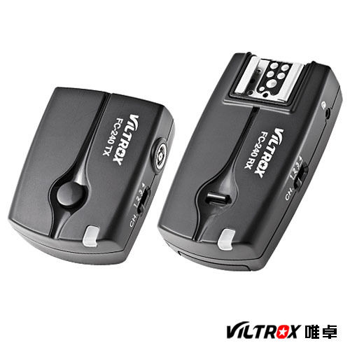 3in1 2.4GHz Wireless Flash Trigger FC-240 with N3 Cable for Nikon D90 D3100 D5000 D5100 D7000 Camera Flash Trigger(China (Mainland))