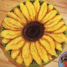 popular sunflower crochet