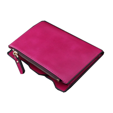 2015 New Arrival Leather Women Wallets Desigual Bag Women Short Wallets Ladies Wallets and Purses Small