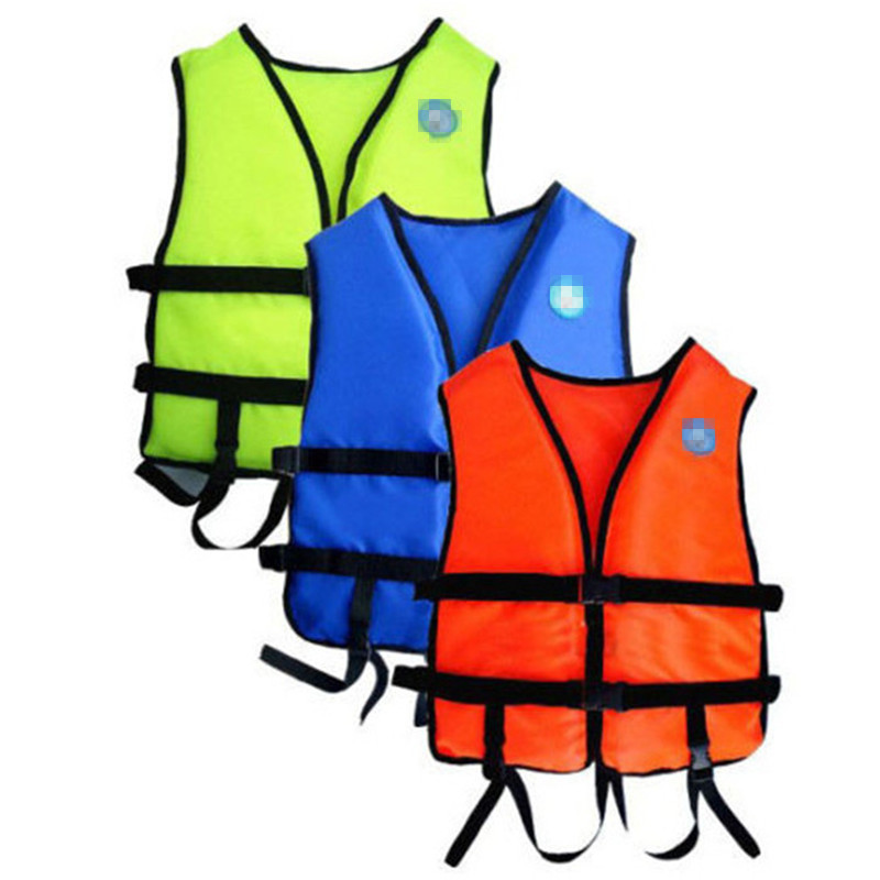 5-12 years old Baby Swimming Safety Life Jackets EVE High Quality Outdoor Beach Water Swim Vest for Children Zwemvest Life Vest(China (Mainland))