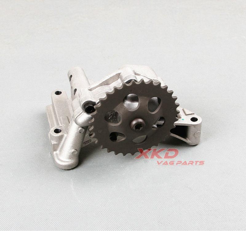 OEM Genuine Engine Oil Pump Assembly For VW Beetle Golf Jetta Passat VW A3 A4 A6 TT 1.6 1.8 1.8T 1.9TDI 2.0 06A 115 105 B(China (Mainland))