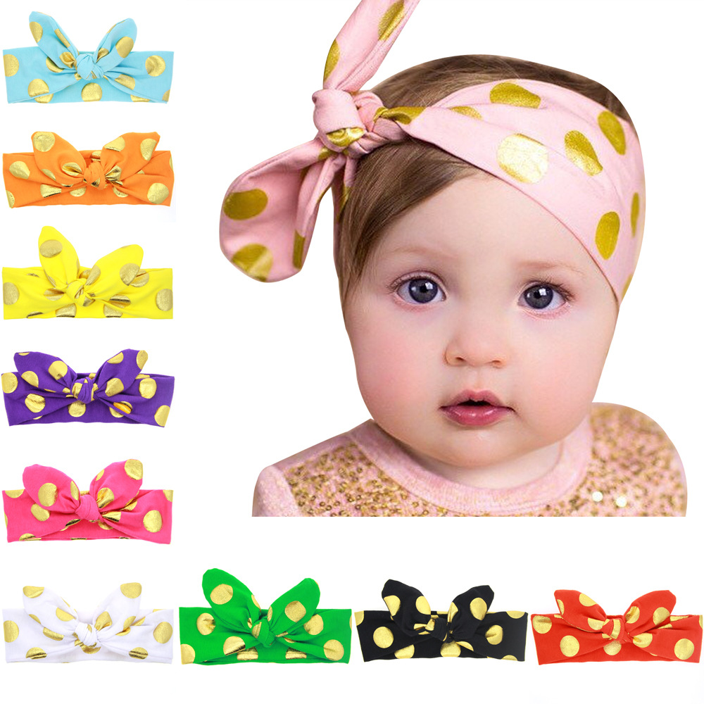 Europe and the United States hot hot Jin Bo rabbit ears headband baby hair tie headband ring source of foreign trade(China (Mainland))