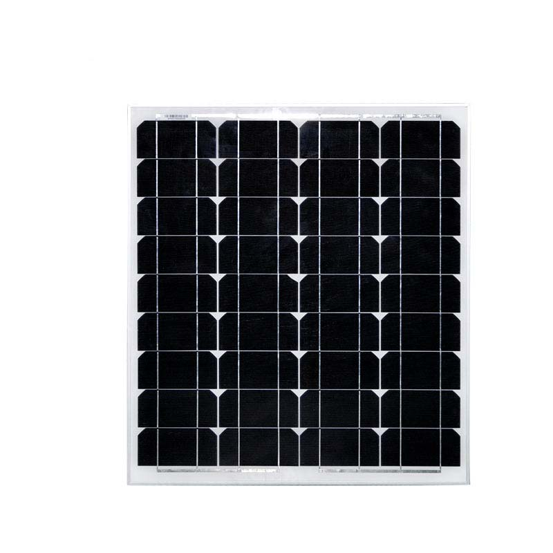 50w Monocrystalline Solar Panel 18v Battery Crystalline Silicon Cell Placa Fotovoltaica Solar Solar Charger Waterproof Portable(China (Mainland))