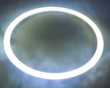 1 piece Angel eye COB aperture 40mm car general light source white ice blue decoration lamp(China (Mainland))
