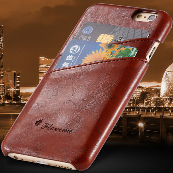 5S Ultra Thin Card Insert Cover For Iphone 5 5s 5g PU Leather Case With Fashion Pattern Back Cover For Iphone 5 Leather Case(China (Mainland))