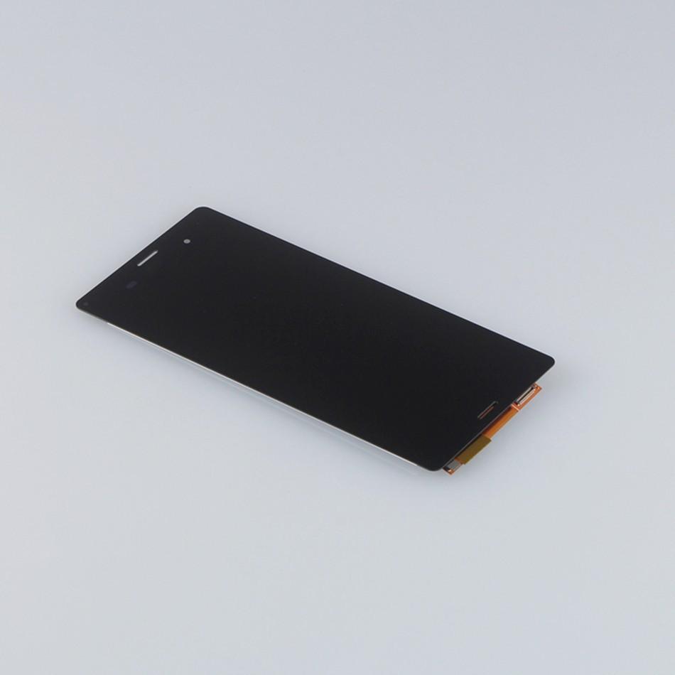 100% оригинал для sony xperia z3 lcd экран с сенсорным экраном планшета Ассамблеей черный