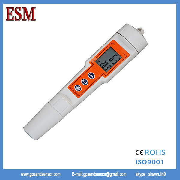 Pen type 0.1 precision ph meter portable acidometer ph tester for household usage(China (Mainland))