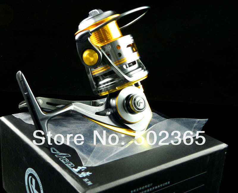 2014 new arrival carretilha pesca pesca 11+1ball kate 3000 ultra-light full metal fishing reel waterproof spinning fish tackle<br><br>Aliexpress