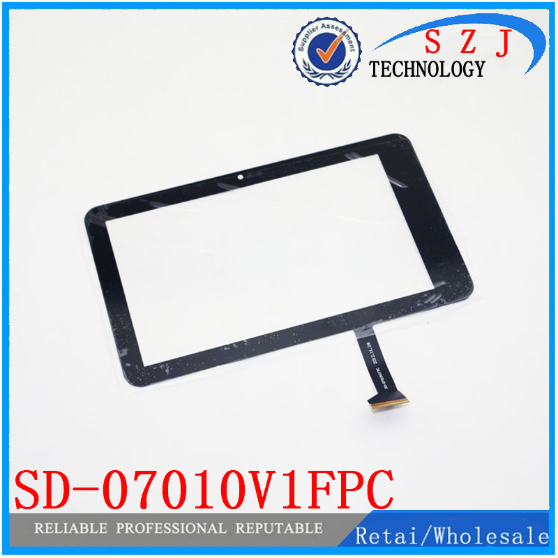 "Original 7"" inch Touch Screen For iPad M7 PD10 3g MTK6575 SD-07010V1FPC Touch Panel Digitizer Free Shipping(China (Mainland))"