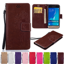 Buy Luxury PU Leather Flip Cover Case Samsung Galaxy J1 2016 SM-J120F J120 J120F SM-j120f/ds Coque Phone Bag Fundas Carcasas TX1 for $4.74 in AliExpress store