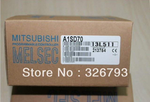 Hot sale! Free shipping+Wholesale New original Mitsubishi PLC (programmable logic controller)A Series Positioning modules A1SD70