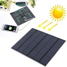 New best 6v 3.5w 580-600MA Solar Panel sockets Battery Charger high efficiency MP4 Tablet(China (Mainland))