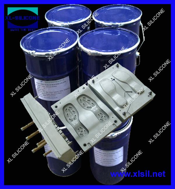 Rtv 2 condensaci n matricer a caucho de silicona para for Caucho de silicona