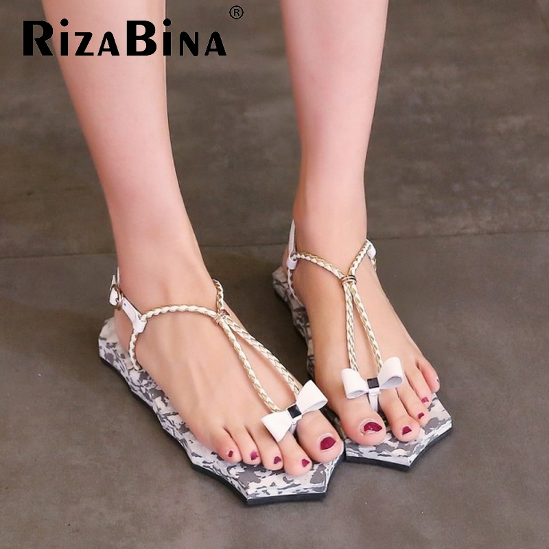 women real genuine leather bohemia clip toe summer leisure flat sandals sexy fashion brand heeled ladies shoes size 34-39 R6529<br><br>Aliexpress
