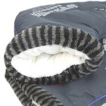 Free Shipping New Universal Motorcycle Hand Handlebar Warmer Glove Winter Fit For Suzuki Honda(China (Mainland))