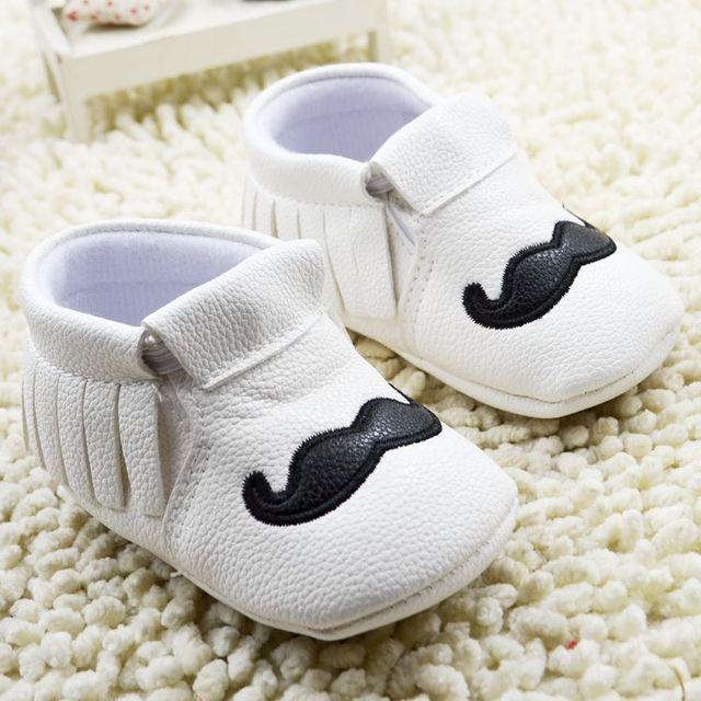 Детские мокасины кисточкой первый ходунки анти-слип обувь новорожденный малыш - на ...