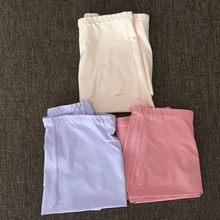 3Pcs Plus Size S-4XL Women Ice Silk Underpants Seamless Underwear Pure Cotton Crotch Mid Waist Sexy Comfortable Briefs Panties(China)