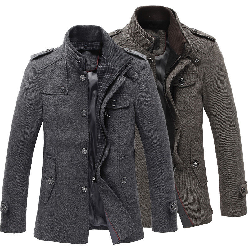 In this page, you can see all kind of Cheap Mens Wool Coats in the fashion and traditional styles. Every single product display here at the most qualified level while the price is affordable. Every single product display here at the most qualified level while the price is affordable.