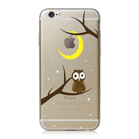 New arrive 24 stylel For Apple iphone 6 6s case Transparent Snow White TinkerBell Hand grasp the logo cell phone Cases Coque