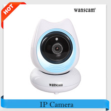 Buy Wanscam HW0048 H.264 P2P HD 720P Mini Wireless IP Camera Wifi ONVIF Security System Waterproof IR-Cut CCTV IP Camera Indoor Home for $29.99 in AliExpress store