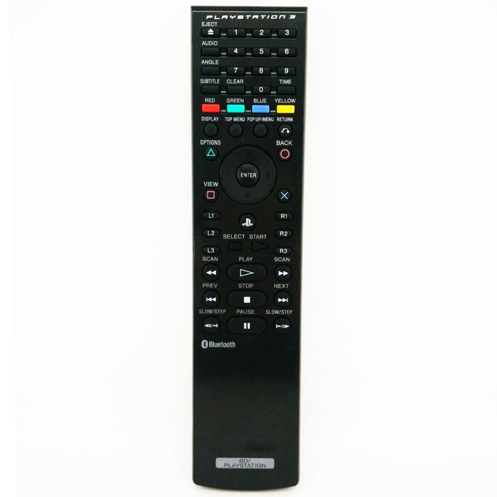Uesd original novo controle remoto para controle remoto de alta qualidade blue ray ps3 bd cd dvd controle remoto para playstatio(China (Mainland))