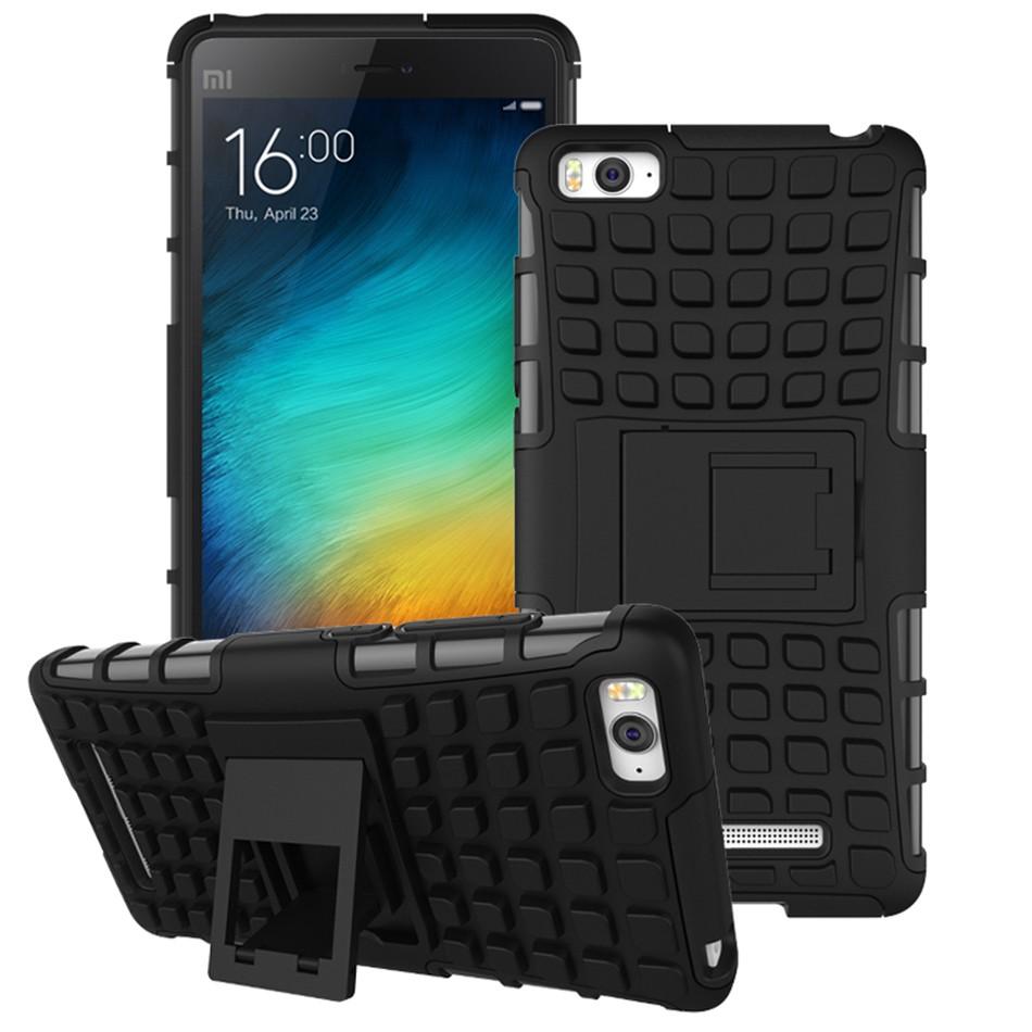 AKABEILA Phone Cases For Xiaomi Mi4i Covers Mi4C X9 M4C 4C M4i mi 4i mi4 Shell Cover Armor Hybrid Tyre Case For Xiaomi Mi4i Bags