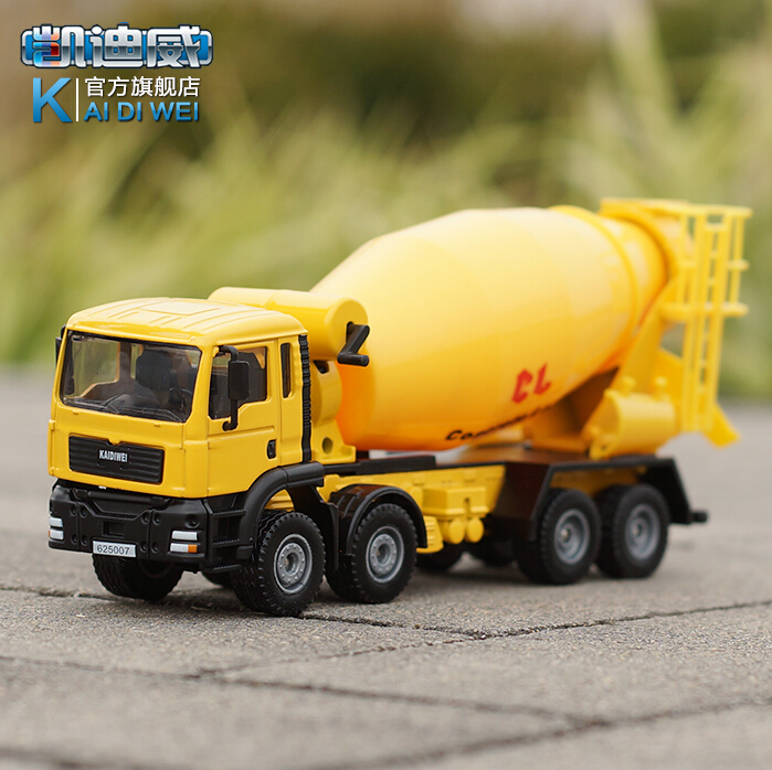 New Metal Engineering Car Toys Brinquedo Carro De Model Crane Alloy Toy Cars Baby Educational Scale Model Children Toys(China (Mainland))