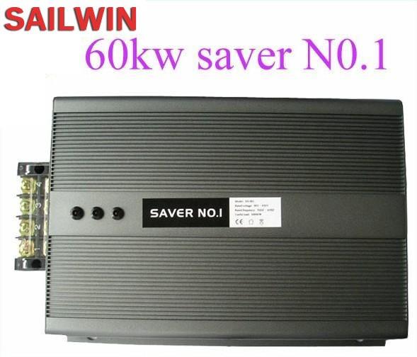 Free Shipping!! Hot Selling 60KW 3 Phase Energy Elecricity Power Energy Saver(China (Mainland))