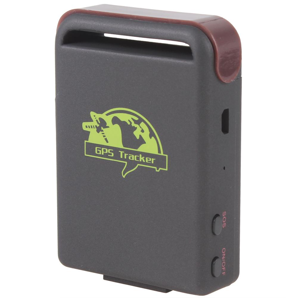 Купить Автомобили и Мотоциклы  Sale! TK102 4 Band Mini Auto Car GPS Tracker GSM GPRS Tracking Device For Vehicle Person Kids Pet Elderly Security None