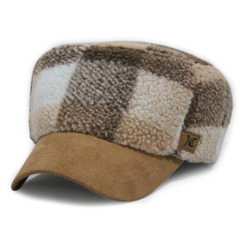 Cold winter fashion outdoor hunter hat warm wind shade baseball cap thicken woolen male cap thermal female autumn cap gorras(China (Mainland))