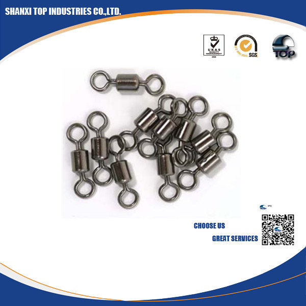 500pcs Top quality Wholesale rolling swivel(China (Mainland))