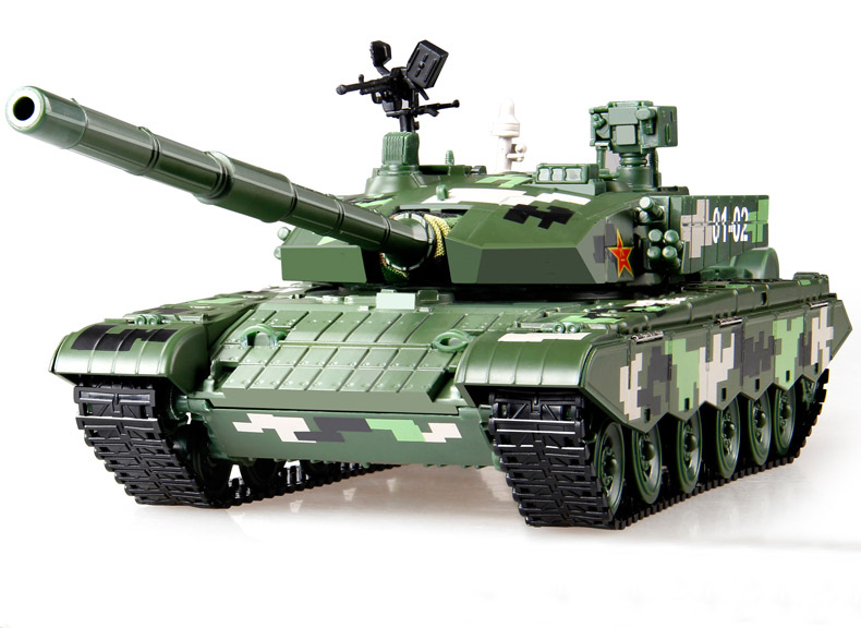 Free Shipping Alloy tank model Chinese type 99 battle tank armored car toy car model of military product alloy(China (Mainland))