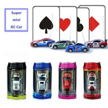 Buy New Racing Car Coke Can Mini Speed RC Cars Radio Remote Control Micro Boys Girls Cars Toys New Year Gifts for $8.83 in AliExpress store