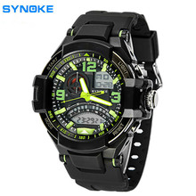 Luxury Brand Mens Sports Watches Outdoor Military Gold Quartz Digital-watch Fashion Waterproof S Shock LED Wrist watches For Men