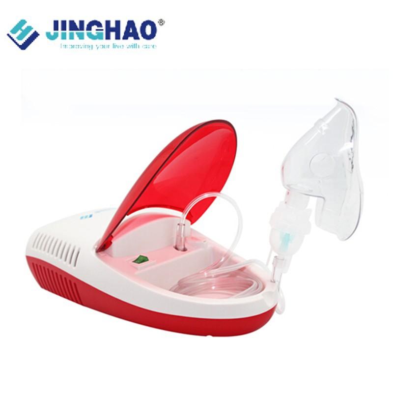 Verde Máquina de Nebulizador Pequenas Partículas Atomizadas Fácil Absorver Adulto Criança Portátil Para Tratar A Asma JH-102(China (Mainland))