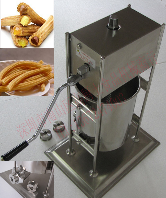 Free shipping~ 15L spain churros maker with 3 type models lolly waffle grill<br><br>Aliexpress