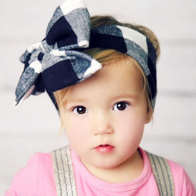 Wholesale Baby Girls Bow Knot Floral DIY Headband Hairband Rabbit Ear Feather Arrow Print Head Wrap Hair Band Accessories 200pcs(China (Mainland))