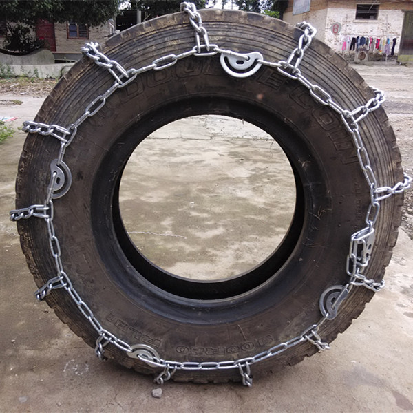 Chain car tire chain bold metal encryption agricultural vehicles vans snow chains tires skid(China (Mainland))