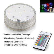 2016 Hot Sale Limited Fountain Gadget Gifts free Shipping Round Led Fruit Plate Light Multi Colors for Wedding Party Decoration(China (Mainland))