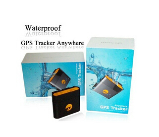 Mini GPS Tracker for Persons ----Hidden GPS Tracker for Kids/Magnetic GPS Tracking Device Waterproof+Long Battery(China (Mainland))