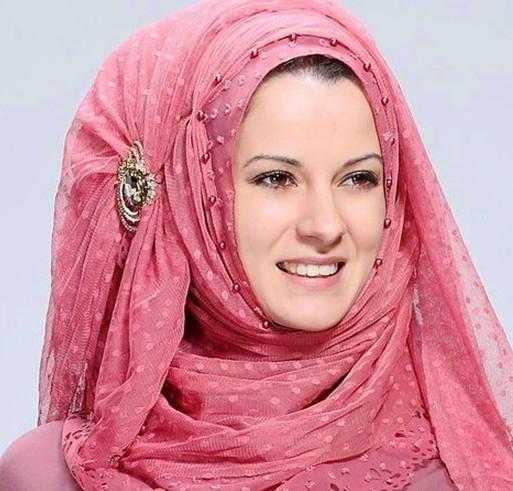 Free Shipping Silk Hijab Muslim Hijab Fashion Malaysia