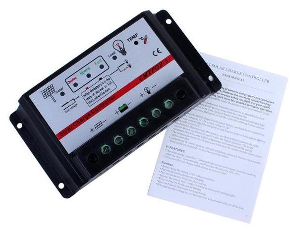 20A 12V/24V Auto Switch MPPT Solar Panel Battery Regulator Charge Controller(China (Mainland))