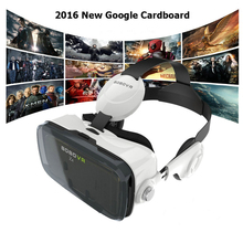 VR Box Xiaozhai BOBOVR Z4 3D VR Glasses Virtual Reality Glasses Video Google Cardboard Headset for iPhone Android 4.7-6 inch