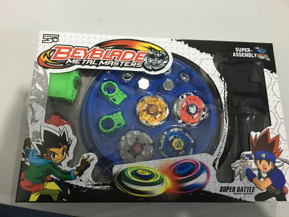 Beyblade Arena Spinning Top Metal Fight Beyblad Toupie Beyblade Set Metal Fusion Children Gifts Classic Toys Pegasus(China (Mainland))