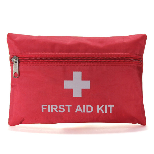 Emergency Outdoor First Aid Kit Bag