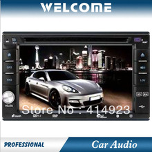 Double DIN Bluetooth DVD STC-6011, Double DIN DVD Car Stereo, Double DIN Car DVD Players, Car Audio Accessories(China (Mainland))