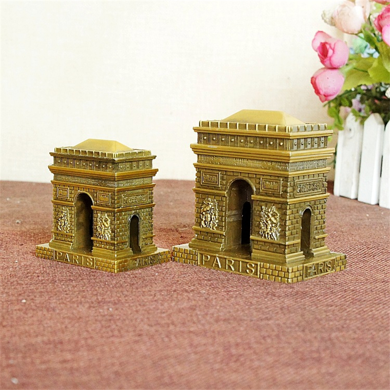 Online buy wholesale 3d landmark puzzles from china 3d for Arch decoration crossword clue